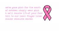going pink website 1