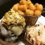 March's Burger: Shamrockin' Madness